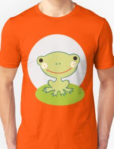 Little smiling frog Unisex T-Shirt