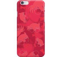 Conan Tiled Pink iPhone Case/Skin