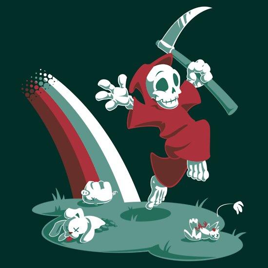 TShirtGifter presents: The Joy of Death