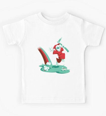 The Joy of Death Kids Clothes