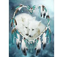 Heart Of A Wolf Photographic Print