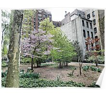 Spring In Tudor City Poster