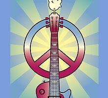 Tribute to Woodstock by Lisann