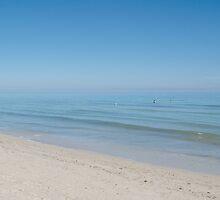 Tunisian sea by Margotte