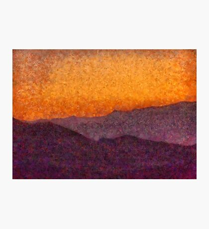 Nevada - Rolling Hills Photographic Print