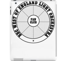 BBC West of England Light Orchestra Fan Club iPad Case/Skin