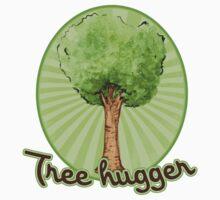 Tree Hugger Baby Tee
