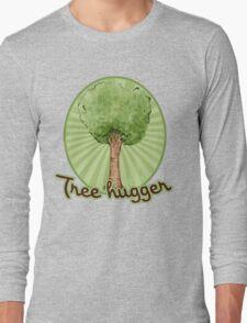 Tree Hugger Long Sleeve T-Shirt