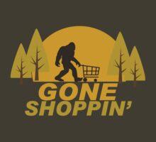 Gone Shoppin Squatch Hunter by Ricaso