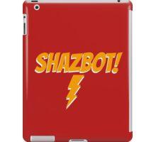 Shazbot! iPad Case/Skin