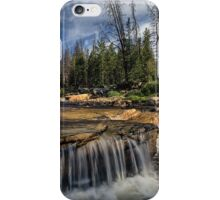 The Provo River on the Mirror Lake Highway iPhone Case/Skin