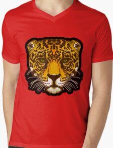 Jaguar - Apex Predator Mens V-Neck T-Shirt