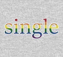 Single - LGBT One Piece - Long Sleeve