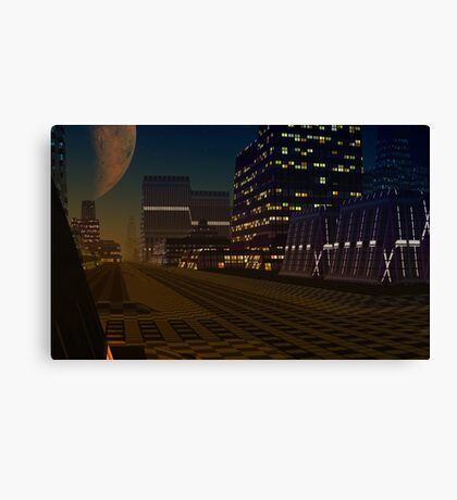 Forever Night Canvas Print
