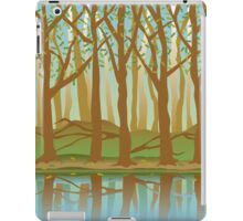 Four Seasons Forest in the Spring iPad Case/Skin