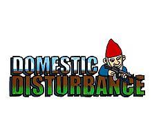 Domestic Disturbance Photographic Print