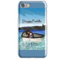 Doggy Paddle iPhone Case/Skin