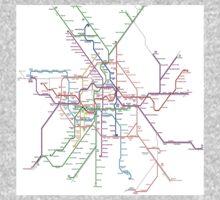 Berlin Metro Baby Tee