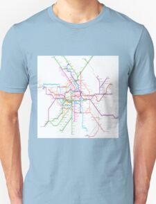 Berlin Metro Unisex T-Shirt