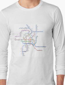 Vienna Metro Long Sleeve T-Shirt