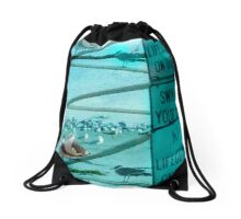 Gulls Drawstring Bag