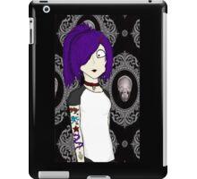 Punk girl iPad Case/Skin