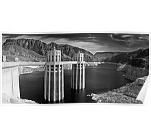 Hoover Dam & Lake Mead Poster