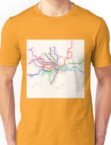 London Metro Unisex T-Shirt