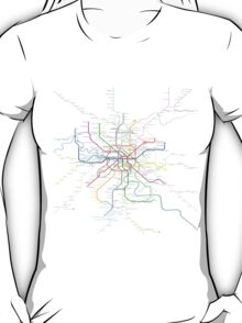 Moscow Metro T-Shirt