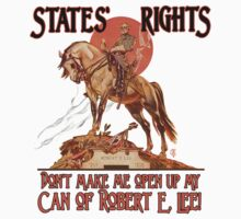 States' Rights & Robert E. Lee by Hangemall