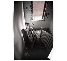 Staircase Of No Light Poster