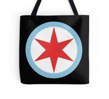 Captain Chicago (Clean) Tote Bag