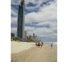 Surfers Paradise Gold Coast Australia Photographic Print