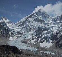 Mount Everest from Kala Patar by Milonk