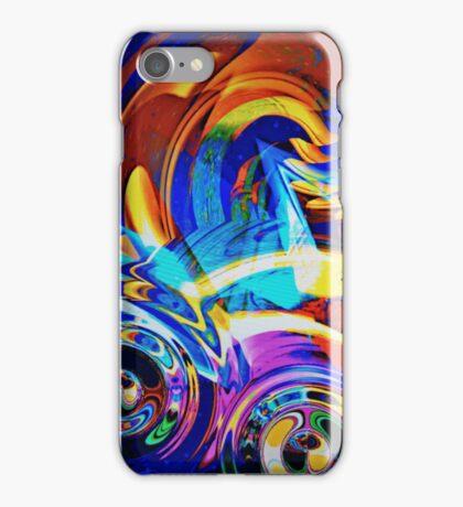 Duck Bikers  iPhone Case/Skin