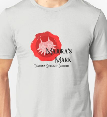 Majora's Mark Unisex T-Shirt