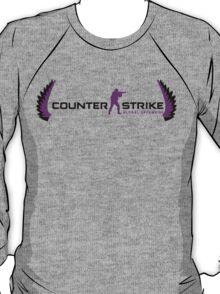 Counter Strike Global Offensive - Purple Daze T-Shirt