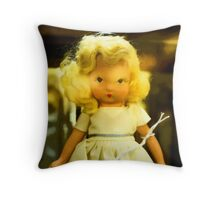 Some day... my prince will come Throw Pillow
