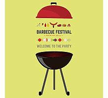 Barbecue Photographic Print