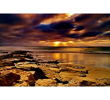 """Morningtide Mood"" Photographic Print"