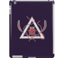 LadyBug Triangle - Classic iPad Case/Skin