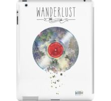 Wnderlust Recordings iPad Case/Skin