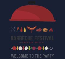 Barbecue festival Kids Clothes