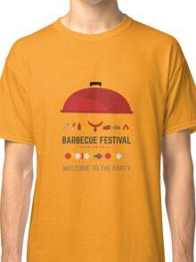 Barbecue festival Classic T-Shirt