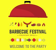 Barbecue festival by MrNicekat