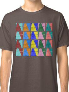 Pop art Daleks - variant 2 Classic T-Shirt