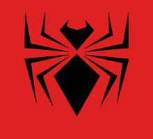 Black Iron Spider Unisex T-Shirt