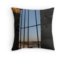 Centrepoint Tower Throw Pillow