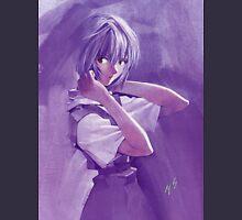 Neon Genesis Evangelion - Rei Ayanami Unisex T-Shirt