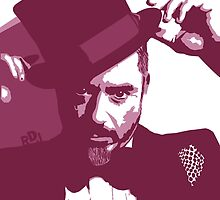 Mr. Robert Downey Jr. by annarianrhod
